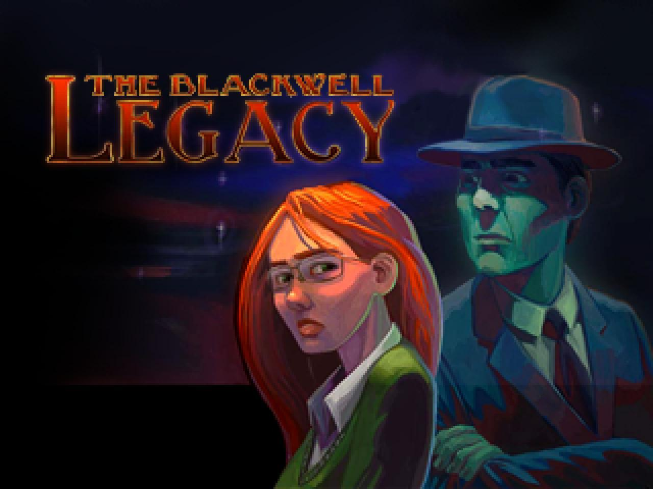Blackwell Legacy Cover