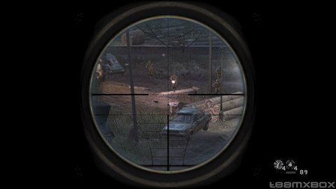 Call Of Duty 4 Soap Sniping