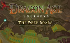 Dragon Age Journeys Cover