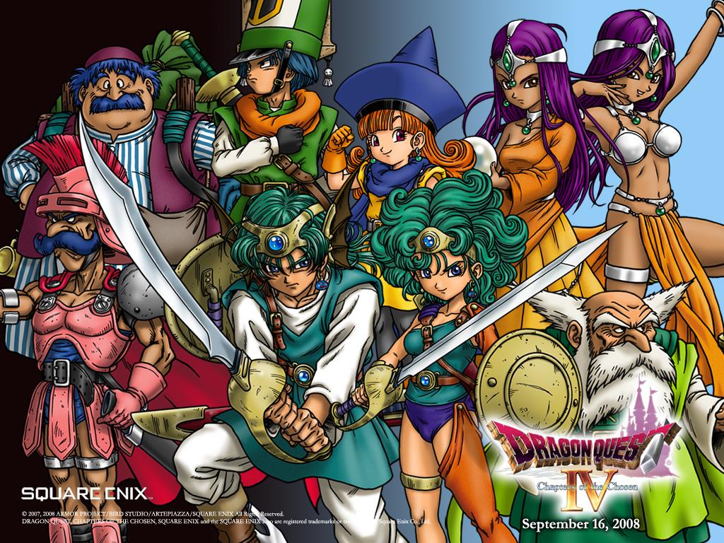 BANDAS SONORAS (Score / Instrumental) - Página 9 Dragon-quest-4-character-art