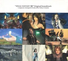 Final Fantasy 8 Original Soundtrack Cover