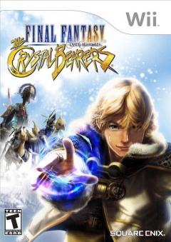 Final Fantasy Crystal Bearers Cover