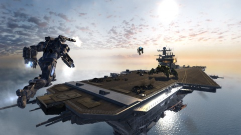 Iron man 2 war Machine Aircraft Carrier