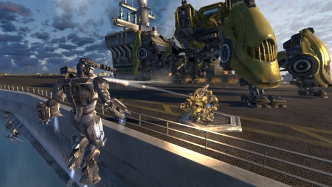 Iron man 2 war Machine Rockets