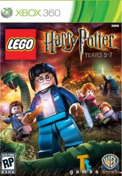 Lego Harry Potter Years 5 7 Cover