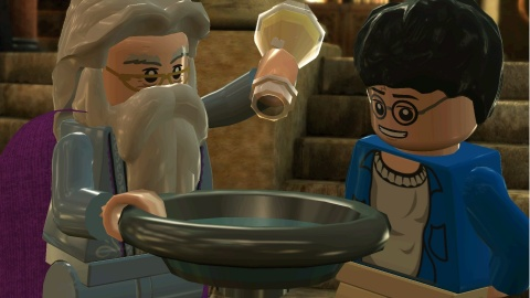 Lego Harry Potter Years 5 7 Dumbledore