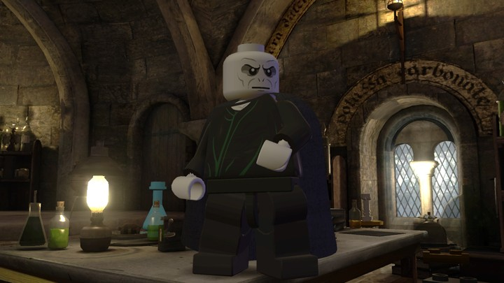 Lego Harry Potter Years 5 7 Voldemort