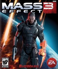 Mass Effect 3 Cover