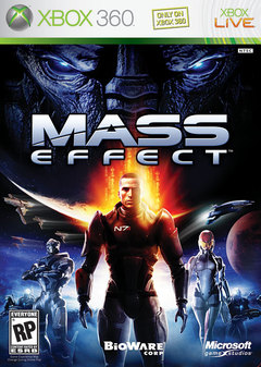 Mass Effect Cover