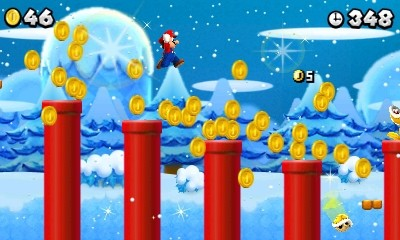 new Super Mario Bros 2 Coins
