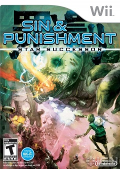 sin and Punishment Star Successor Cover